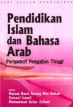 Pendidikan Islam dan Bahasa Arab Perspektif Pengajian Islam