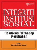 Integriti Institusi Sosial Resilensi Terhadap Perubahan