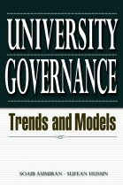 University Governance: Trends and Models