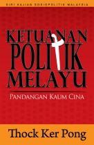 Ketuanan Politik Melayu Pandangan Kaum Cina