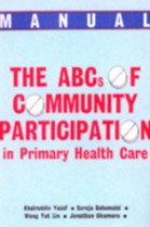 The ABC's of Community Participation in Primary Heath Care