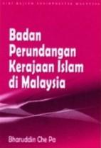 Badan Perundangan Kerajaan Islam di Malaysia