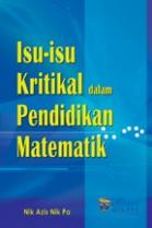 Isu-isu Kritikal dalam Pendidikan Matematik