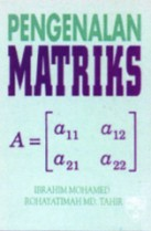Pengenalan Matriks