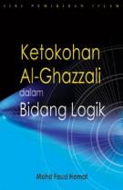 Ketokohan Al-Ghazzali dalam Bidang Logik