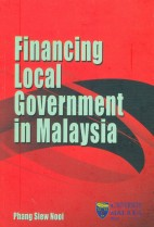Financing Local Government in Malaysia